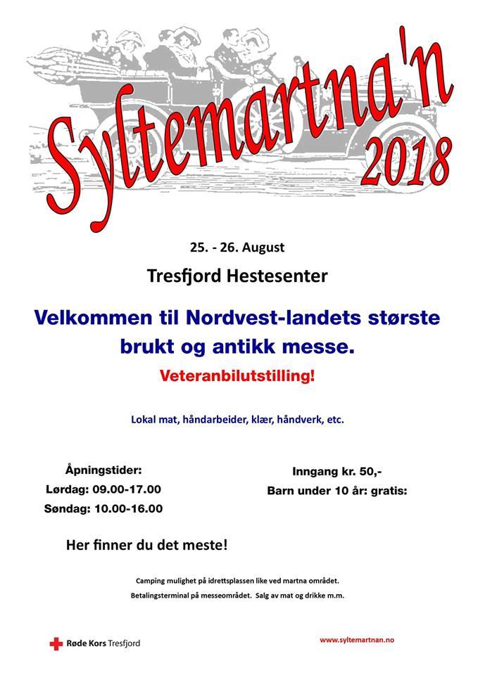 Syltemartnan 2018